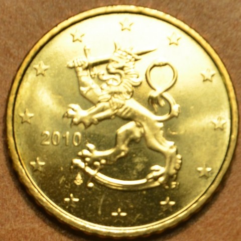 50 cent Finland 2010 (UNC)