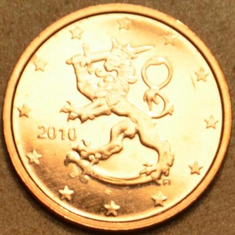 1 cent Finland 2010 (UNC)