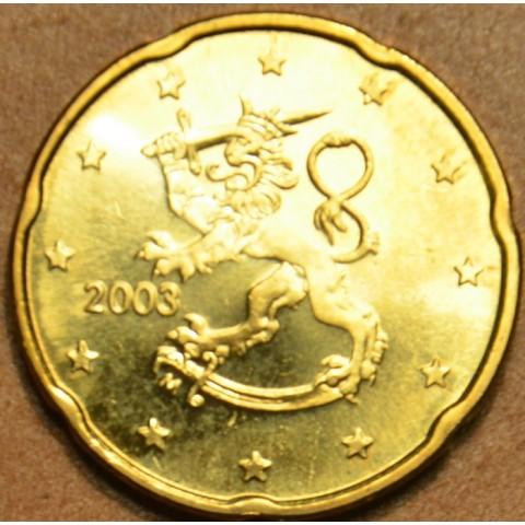 20 cent Finland 2003 (UNC)