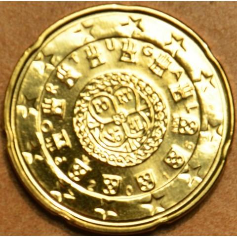20 cent Portugal 2016 (UNC)