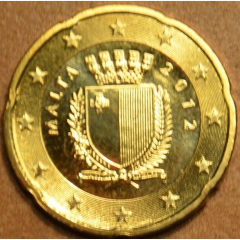 20 cent Malta 2012 (UNC)