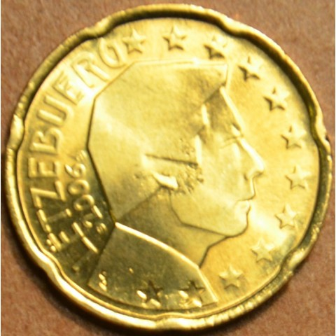 20 cent Luxembursko 2006 (UNC)