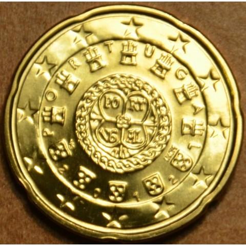 20 cent Portugal 2012 (UNC)