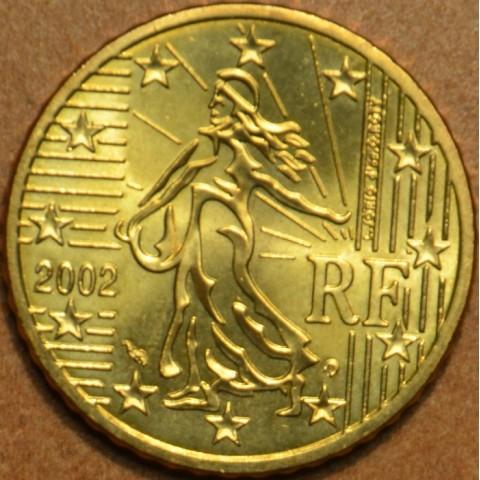 50 cent France 2002 (UNC)