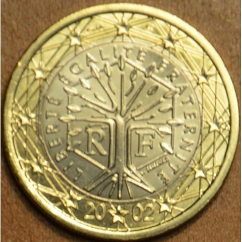1 Euro France 2002 (UNC)