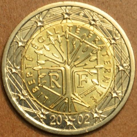 2 Euro Francúzsko 2002 (UNC)