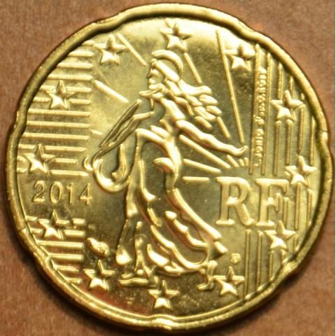 20 cent France 2014 (UNC)