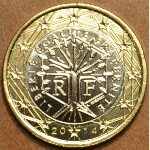 1 Euro Francúzsko 2014 (UNC)