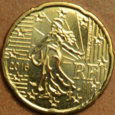20 cent France 2016 (UNC)