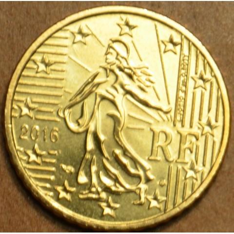 50 cent France 2016 (UNC)