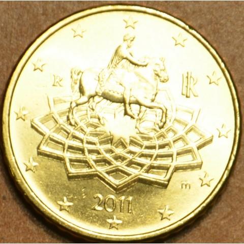50 cent Taliansko 2011 (UNC)