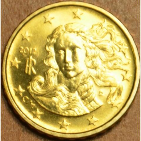 10 cent Taliansko 2012 (UNC)