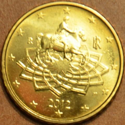 50 cent Taliansko 2012 (UNC)