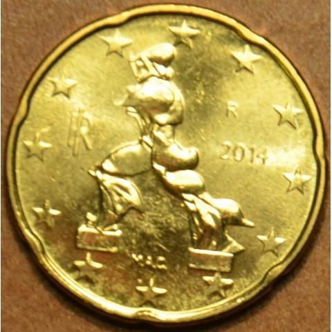 20 cent Italy 2014 (UNC)