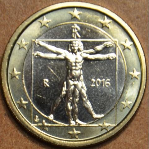 1 Euro Italy 2016 (UNC)