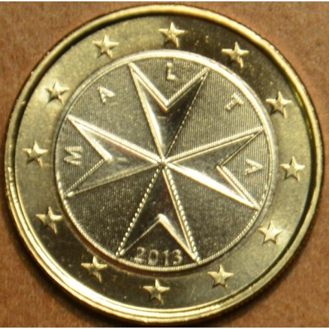 1 Euro Malta 2013 (UNC)
