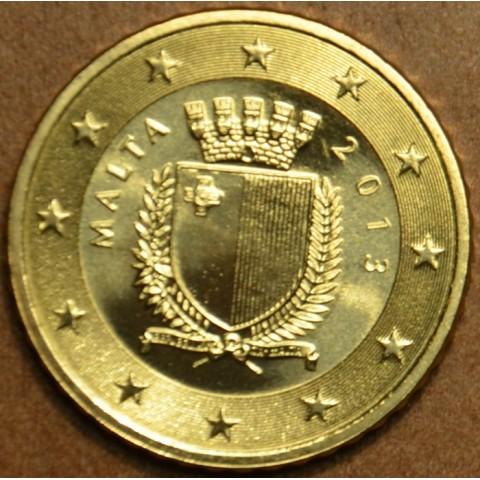 50 cent Malta 2013 (UNC)