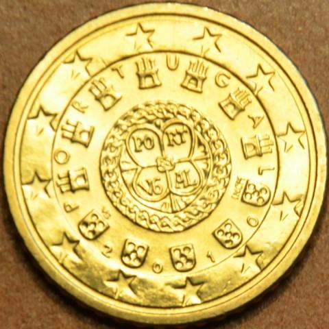 50 cent Portugal 2010 (UNC)