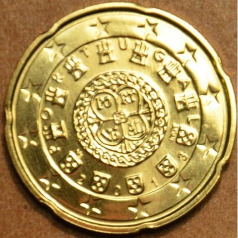 20 cent Portugal 2013 (UNC)