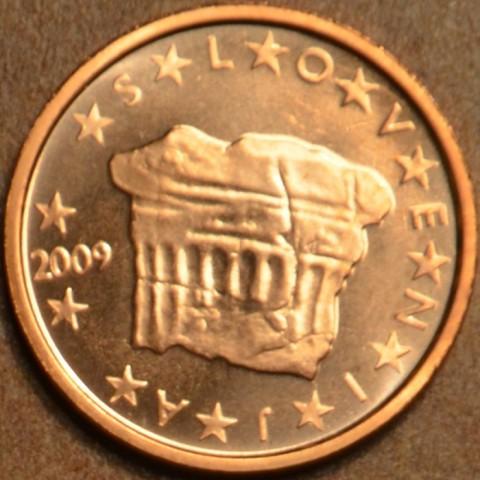 2 cent Slovenia 2009 (UNC)