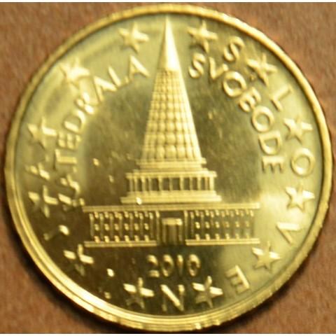 10 cent Slovenia 2010 (UNC)