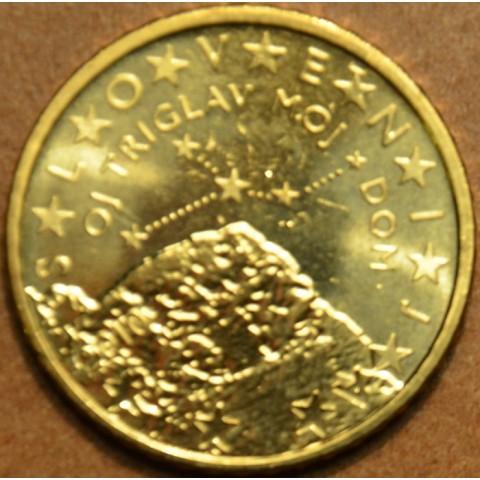 50 cent Slovenia 2010 (UNC)