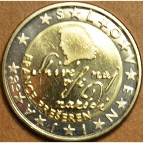 2 Euro Slovinsko 2010 (UNC)