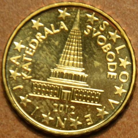 10 cent Slovenia 2012 (UNC)