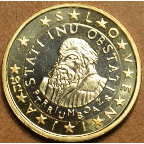 1 Euro Slovenia 2012 (UNC)