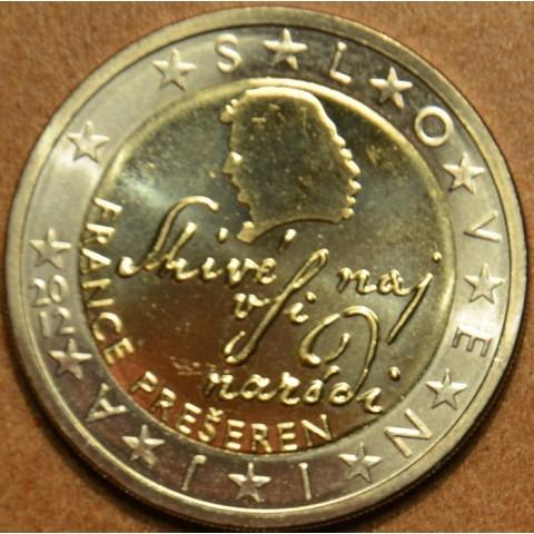 2 Euro Slovenia 2011 (UNC)