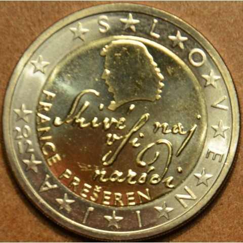 2 Euro Slovenia 2012 (UNC)