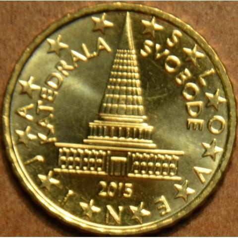 10 cent Slovinsko 2015 (UNC)