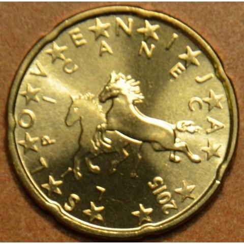 20 cent Slovenia 2015 (UNC)
