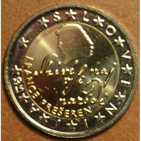 2 Euro Slovinsko 2015 (UNC)