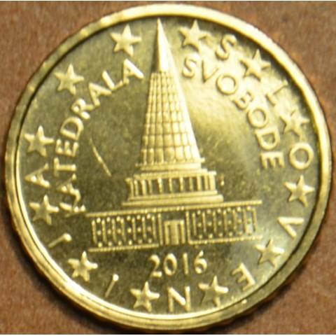 10 cent Slovinsko 2016 (UNC)