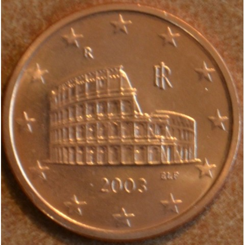 5 cent Italy 2003 (UNC)
