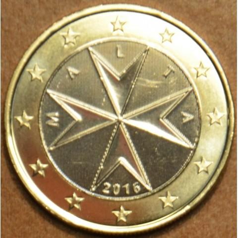 1 Euro Malta 2016 (UNC)