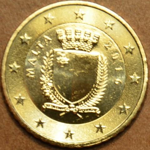50 cent Malta 2016 (UNC)