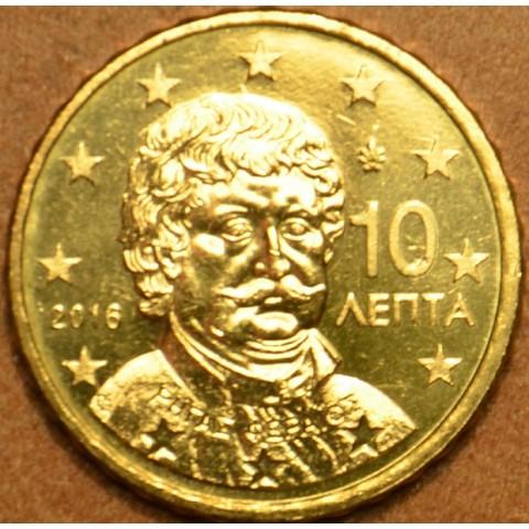 10 cent Greece 2016 (UNC)