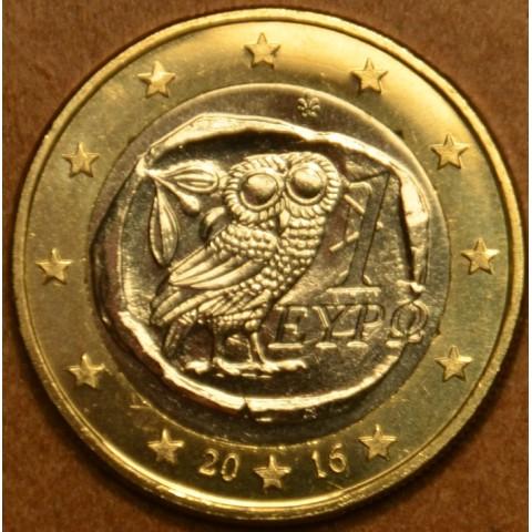1 Euro Greece 2016 (UNC)
