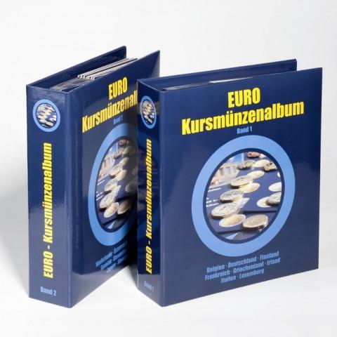 Leuchtturm OPTIMA album for eurosets Volume 1