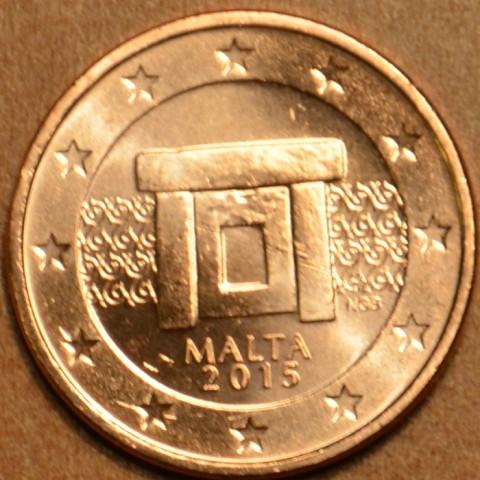 5 cent Malta 2015 (UNC)