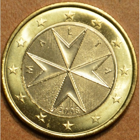 1 Euro Malta 2008 (UNC)