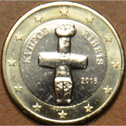 1 Euro Cyprus 2016 (UNC)