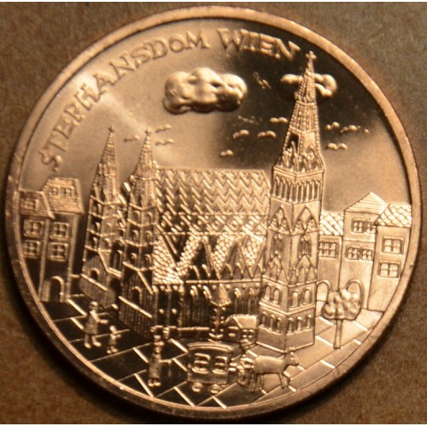 10 Euro Austria 2015 Wien (UNC)