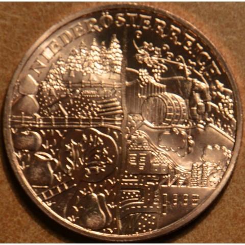 10 Euro Austria 2015 Niederösterreich (UNC)