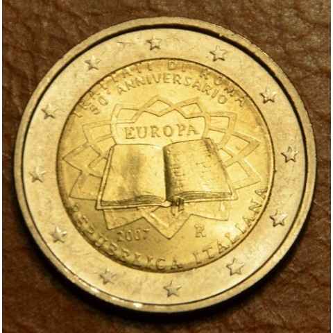 2 Euro Italy 2007 - 50th anniversary of the Treaty of Rome (UNC)