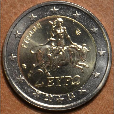 2 Euro Greece 2014 (UNC)