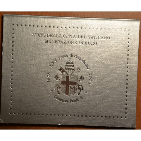 Set of 8 eurocoins Vatican 2003  (BU)