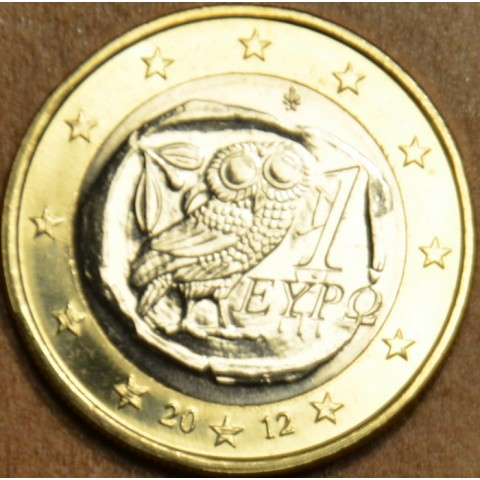 1 Euro Grécko 2012 (UNC)